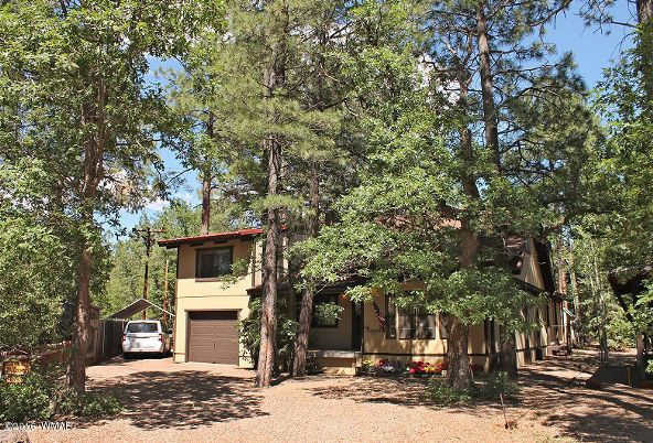 4537 Bucking Horse Trail, Pinetop, AZ 85935 Photo 1