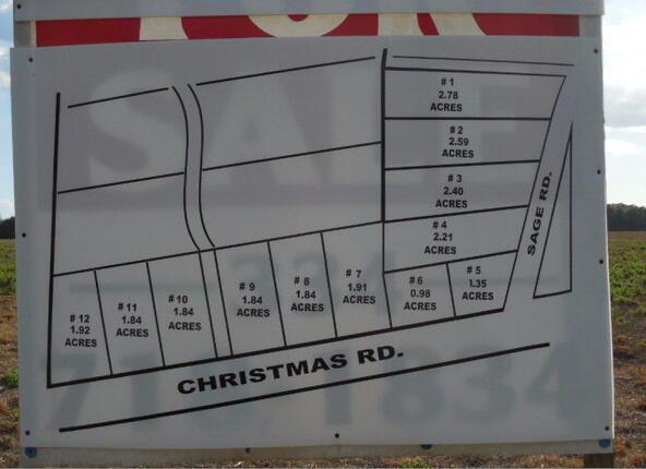 2.4 Ac Sage Rd. Lot 3, Ashford, AL 36312 Photo 2