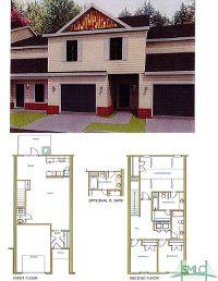 Home for sale: 424 Governor Gwinnett Way, Pooler, GA 31322
