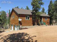 Home for sale: 99 Mica Cir., Florissant, CO 80816