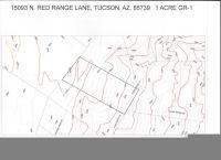 Home for sale: 15093 N. Red Range, Tucson, AZ 85739