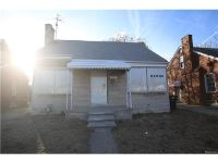 Home for sale: 19563 Strasburg St., Detroit, MI 48205