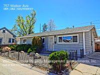 Home for sale: 757 Walker Ave., Reno, NV 89509