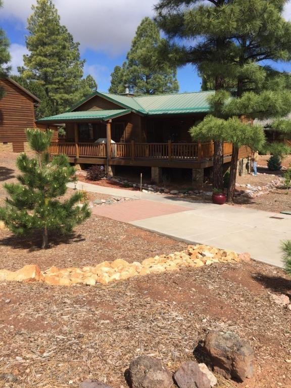 4601 W. Cottage Loop, Show Low, AZ 85901 Photo 1