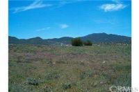 Home for sale: 0 Cooper Cienega Truck Trail, Anza, CA 92539