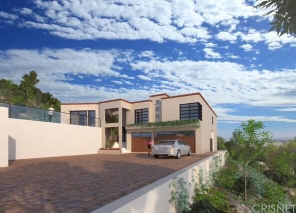 3811 Encino Verde Pl., Encino, CA 91436 Photo 2