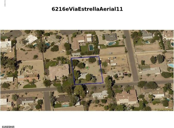 6216 E. Via Estrella Avenue, Paradise Valley, AZ 85253 Photo 1