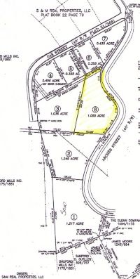 Home for sale: Lot 8 Archer St., Granite Falls, NC 28630