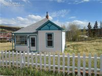 Home for sale: 106 E. Eaton Avenue, Cripple Creek, CO 80813