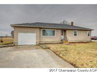Home for sale: 3225 Cr 725 E., Fisher, IL 61843