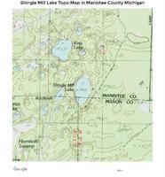 Home for sale: E. Shingle Mill Way Lot 35, Free Soil, MI 49411