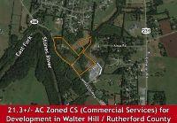 Home for sale: 0 Jefferson Pike, Murfreesboro, TN 37129