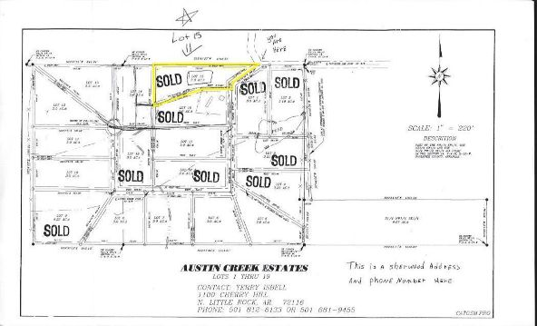 15 Austin Creek Estates, Sherwood, AR 72120 Photo 5