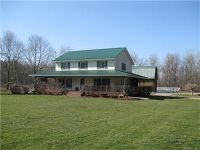 Home for sale: 8200 North Pembroke Rd., Batavia, NY 14020