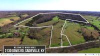 Home for sale: 2130 Davis Rd., Sadieville, KY 40370