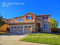 Home for sale: 2861 Sage Ridge Dr., Reno, NV 89509