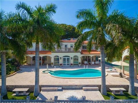 Home for sale: 5465 Pine Tree Dr., Miami Beach, FL 33140