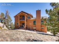 Home for sale: 525 Sunrise Peak Rd., Manitou Springs, CO 80829