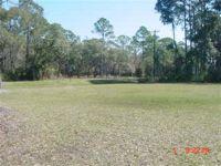 Home for sale: Lot 38 & 39 River Dr., Panacea, FL 32346