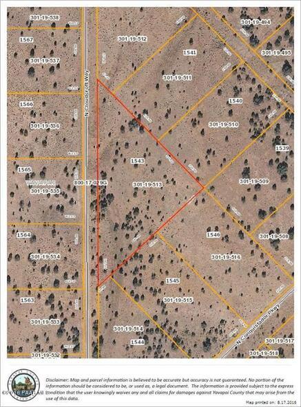 1543 N. Cloudcroft Way, Seligman, AZ 86337 Photo 1