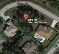 Home for sale: 5790 N.W. Chesboro Terrace Terrace, Port Saint Lucie, FL 34986