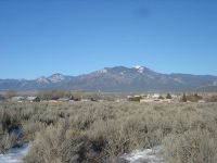 Home for sale: * Off Of Chamisa Rd., Taos, NM 87571