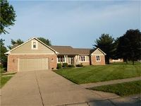 Home for sale: 7641 Quail Ridge N., Plainfield, IN 46168