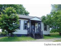Home for sale: 114 W. Rutledge Ave., Petersburg, IL 62675