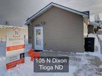Home for sale: 105 Dixon St. North, Tioga, ND 58852