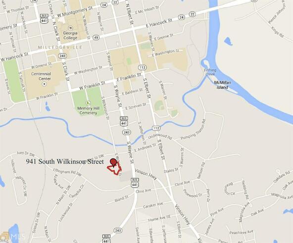 941 S. Wilkinson St., Milledgeville, GA 31061 Photo 3