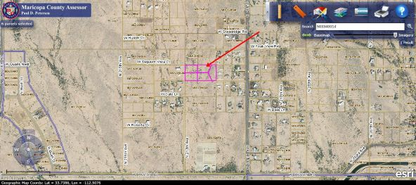 212xx W. Quails Nest Ln., Wittmann, AZ 85361 Photo 1