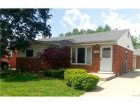 Home for sale: 207 Van Sull St., Westland, MI 48185