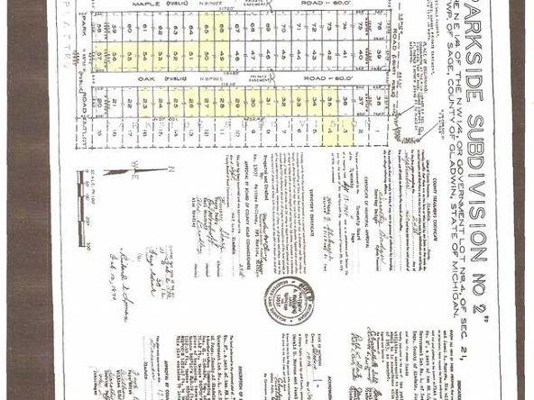 24 Oak St., Gladwin, MI 48624 Photo 1