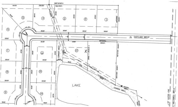 Lot #17 Eastlake Dr., Tupelo, MS 38804 Photo 3