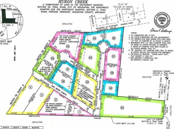 Tbd Lot 3 & 4 Oak Ridge St., Houghton, MI 49931 Photo 7