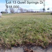 Home for sale: Lot 13 Quiet Springs Dr., Bardstown, KY 40004