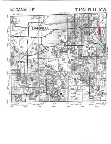 Sec 7 T19n R10w, Danville, IL 61833 Photo 1