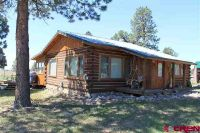 Home for sale: 811 Stevens Lake Rd., Pagosa Springs, CO 81147