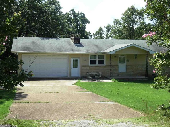 1301 W. Cardinal Dr., Horseshoe Bend, AR 72512 Photo 1