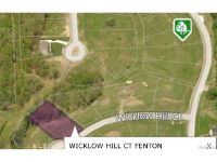 Home for sale: Lot 46 Wicklow Hill Ct., Fenton, MI 48430