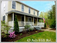 Home for sale: 43 Ash Hill Rd., Plymouth, NH 03264