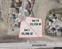 Home for sale: Lot 11 S. Oak St., Casper, WY 82601