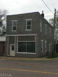 Home for sale: 202-202 1/2 S. Seminary, Downs, IL 61736