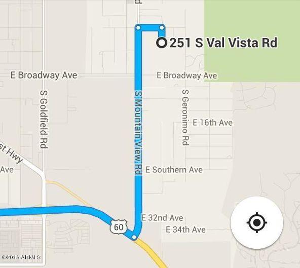 251 S. Val Vista Rd., Apache Junction, AZ 85119 Photo 25