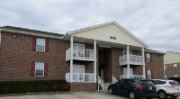 Home for sale: 402 Jack Miller Blvd. Apt A, Clarksville, TN 37042