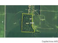 Home for sale: County Rd. 1600 N. Rd, Radford, IL 62550