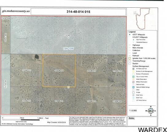 678 Roadway Easement Parcel, Peach Springs, AZ 86434 Photo 2