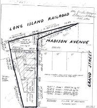 Home for sale: Madison Ave., Westbury, NY 11590