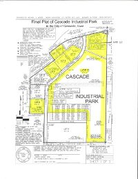 Home for sale: Lot 8 Industrial S.E., Cascade, IA 52033