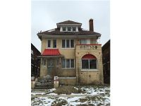 Home for sale: 2030 Hazelwood St., Detroit, MI 48206